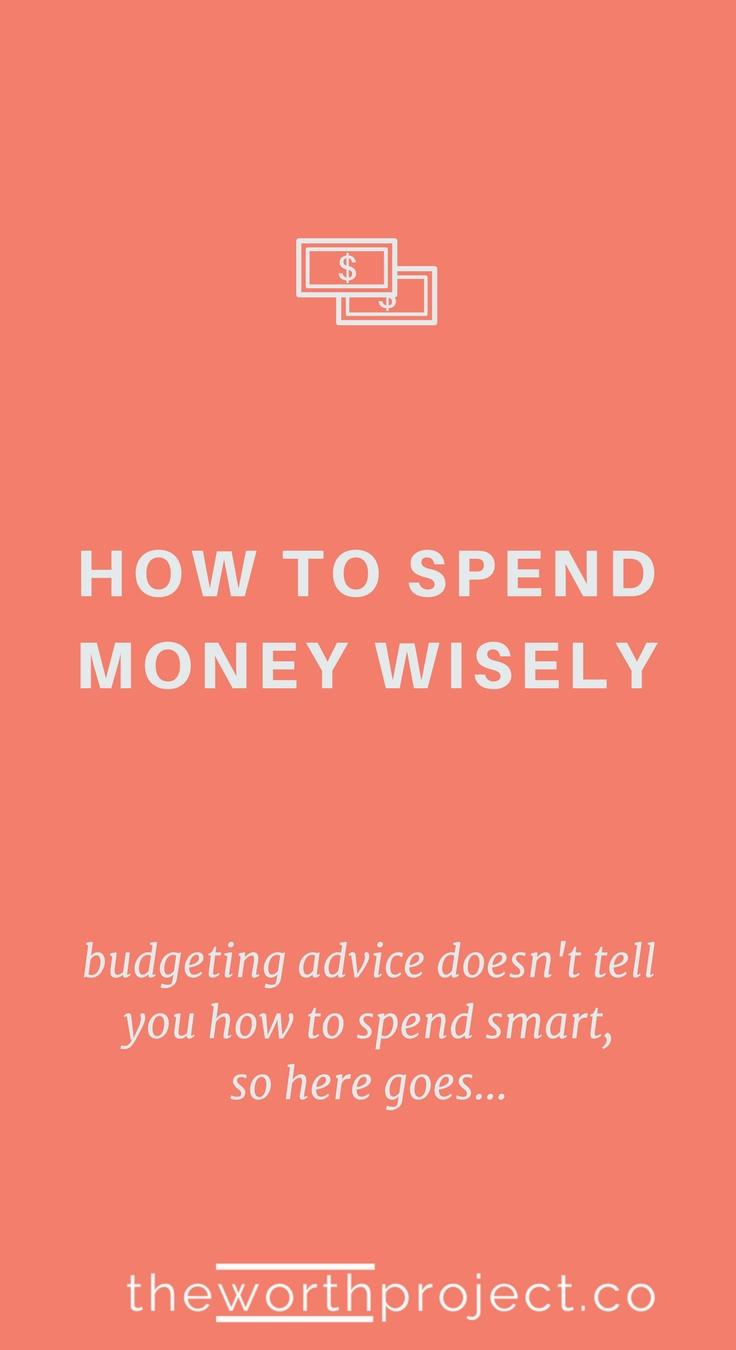 How to Spend Money Wisely – Senior Finance Advisor – Medium