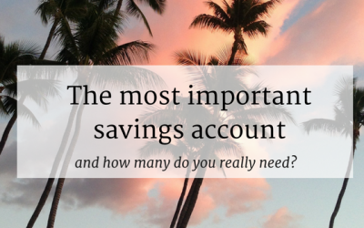 How Many Savings Accounts Should I Have?