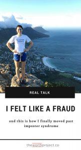 feel like a fraud