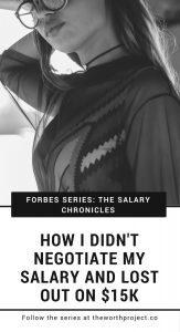 Forbes salary negotiation