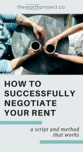 how to negotiate rent