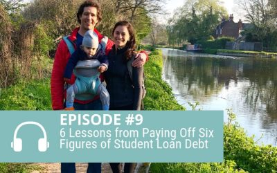 Episode 9: 6 lessons from paying off six figures of student loan debt