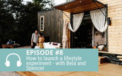 Episode 8: How to launch a lifestyle experiment